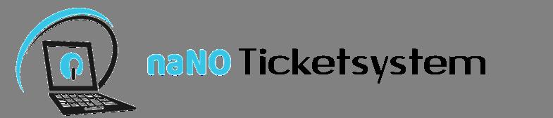 naNO Ticketsystem Logo