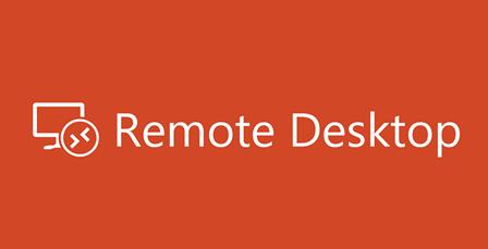 Microsoft Remote Desktop Logo